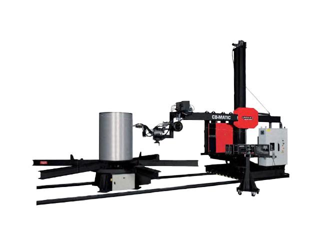 otočné stoly, automatizace svařování