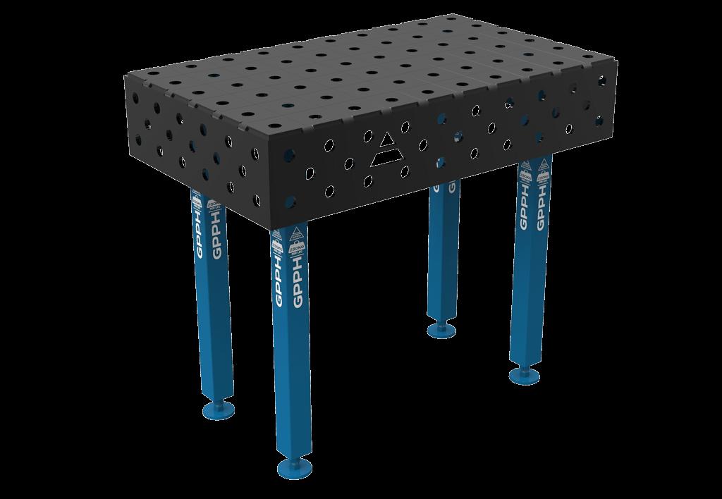 3d stoly, GPPH, svařování, svařovací stoly, artweld