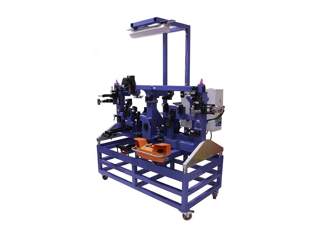 Kontrolní přípravek, výroba přípravků, artweld robotics