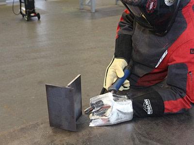 ochranné pracovní pomůcky norling, svářečské rukavice