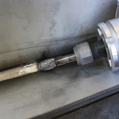 technické frézy na kov, artweld
