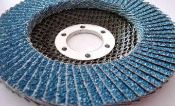Zirconium-Oxide-Flap-Disc