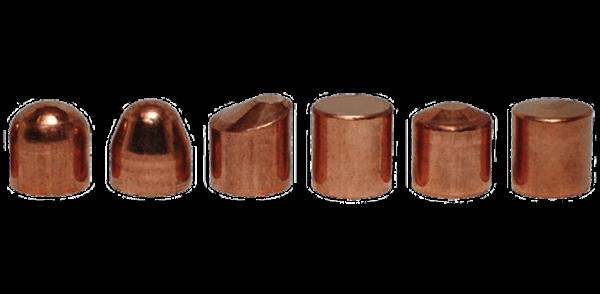 Elektrodové čepičky, odporové svařování, artweld