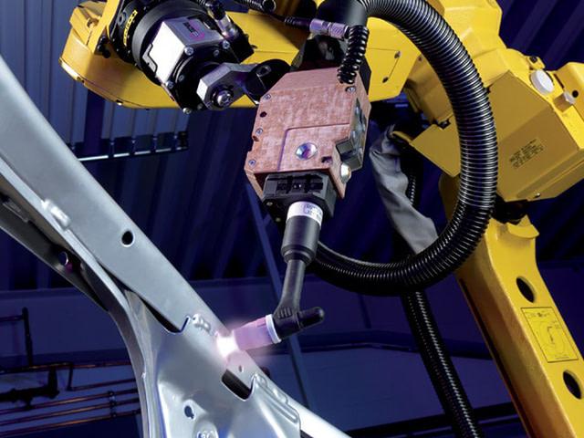 horřáky abicor binzel, robotické svařování, artweld