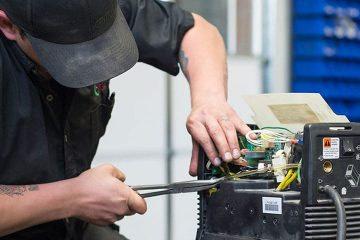 servisní technik servis svářeček práce liberec