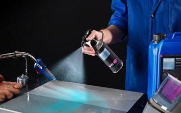 Chemie pro svařování, chemie ve svařování, whalespray, binzel, artweld